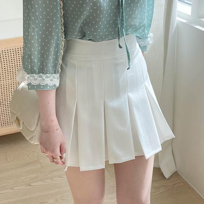 myfiona-벤찌 플리츠 미니스커트 a1438 - 러블리 로맨틱 1위 쇼핑몰 피오나♡韓國女裝裙