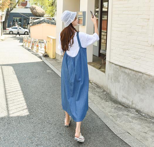 soim-♡韓國孕婦裝連身裙
