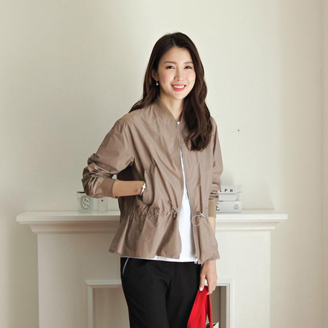 tiramisu-0443시보리바람막이자켓♡韓國女裝外套