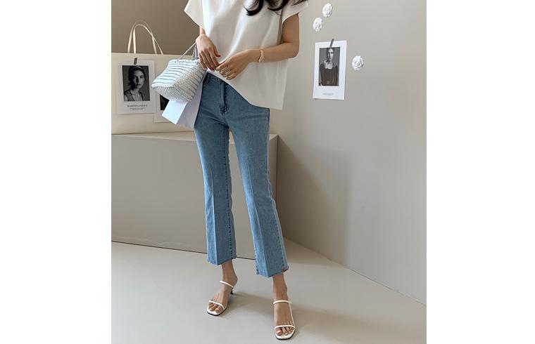dailylook-마이썸머데님♡韓國女裝褲