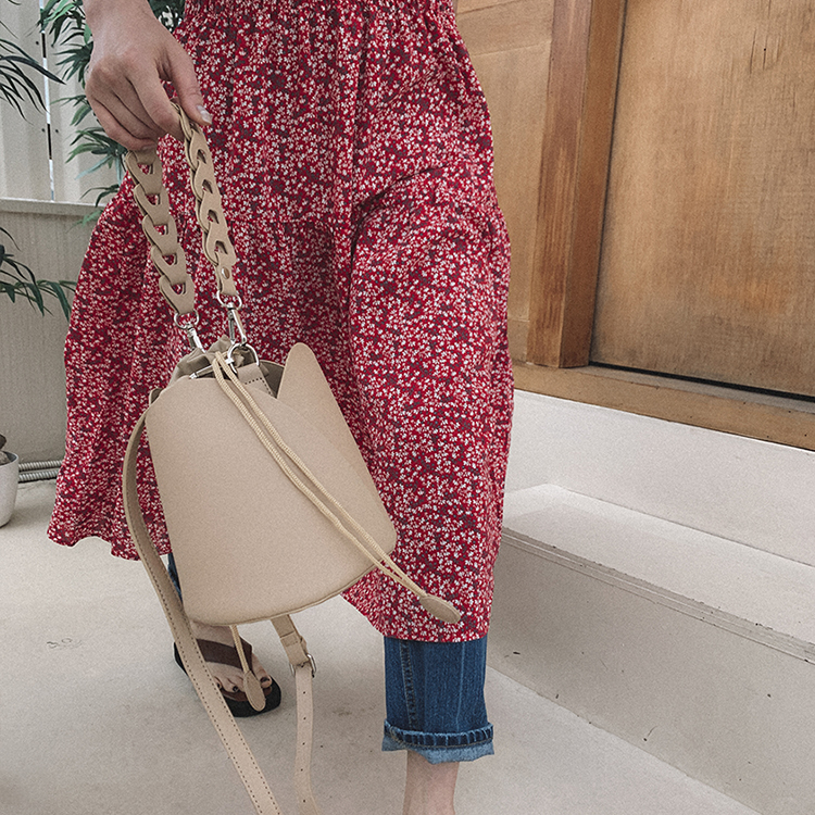 hanaunni-튤립 bag♡韓國女裝袋