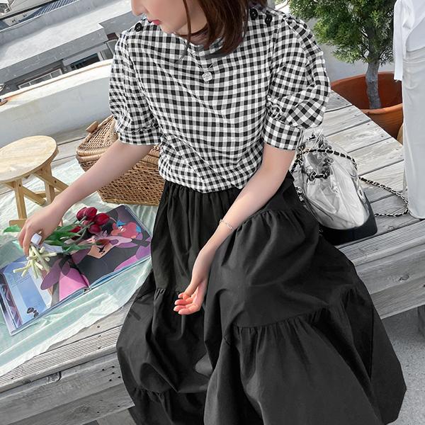 canmart-[체블리블라우스 C041406]♡韓國女裝上衣