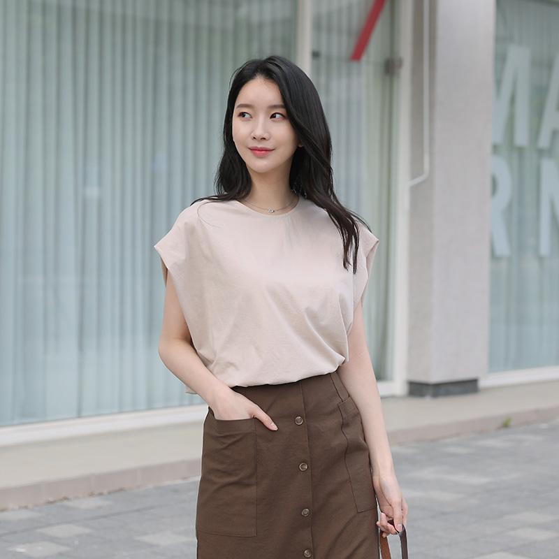 clicknfunny-에빈 가오리나시티♡韓國女裝上衣