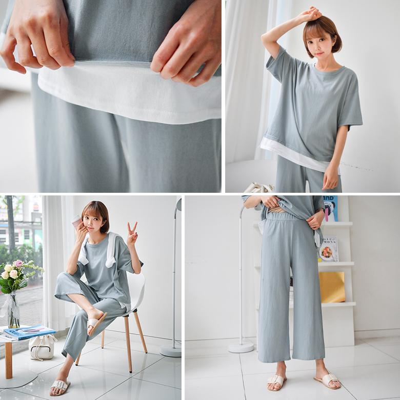 midasb-[포닝 트레이닝 세트]♡韓國女裝套裝
