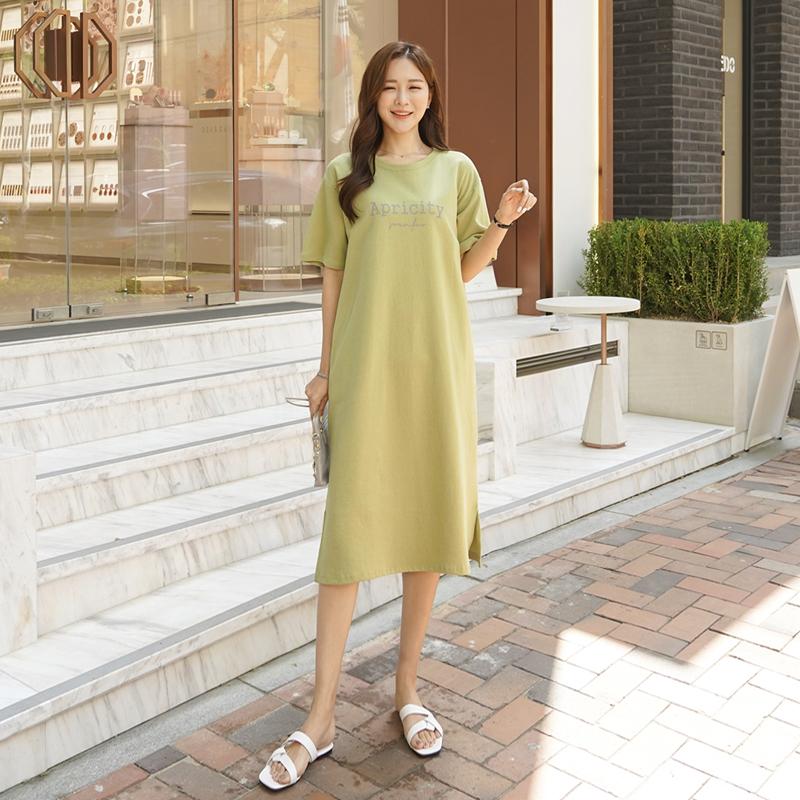 clicknfunny-아프리시티 롱원피스♡韓國女裝連身裙