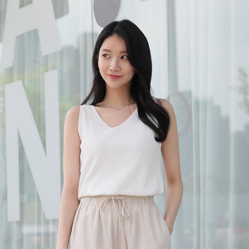 clicknfunny-윌비 니트나시♡韓國女裝上衣