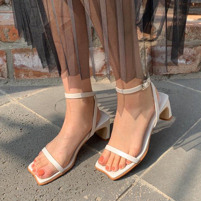 cherryville-[색감에반해 데일리샌들]♡韓國女裝鞋