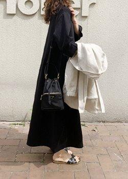 ifgirl-마인 핀턱 원피스 (4color),주문 많아요!♡韓國女裝連身裙