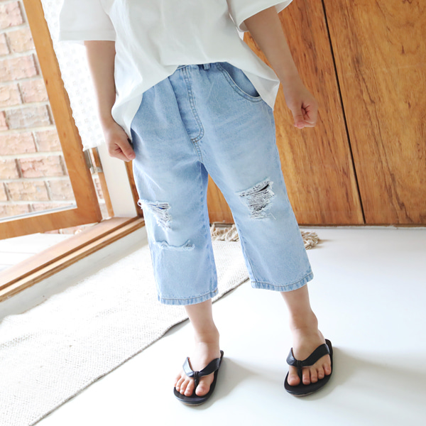 min99kids-줍줍이♡韓國童裝褲