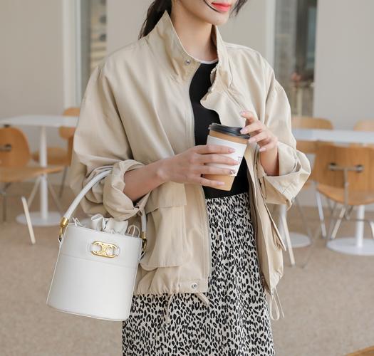 soim-[임부복*활용도굿 야상자켓]♡韓國孕婦裝外套