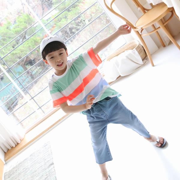 min99kids-띄엄띄엄♡韓國童裝上衣