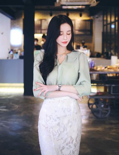 milkcocoa-1DayNew5%. Romantic Juliete blouse♡韓國女裝上衣