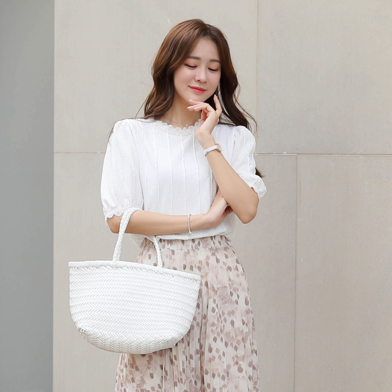 clicknfunny-셀릿드 드래곤백+파우치SET♡韓國女裝袋