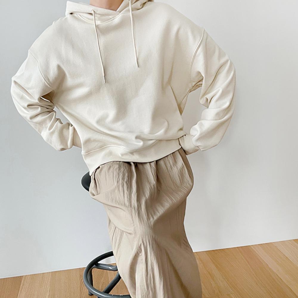 littleblack-사라 후드 티셔츠(2C)♡韓國女裝上衣