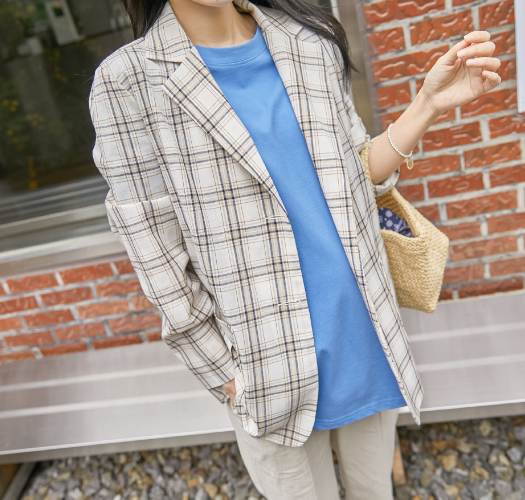soim-[임부복*웨어러블 린넨자켓]♡韓國孕婦裝外套