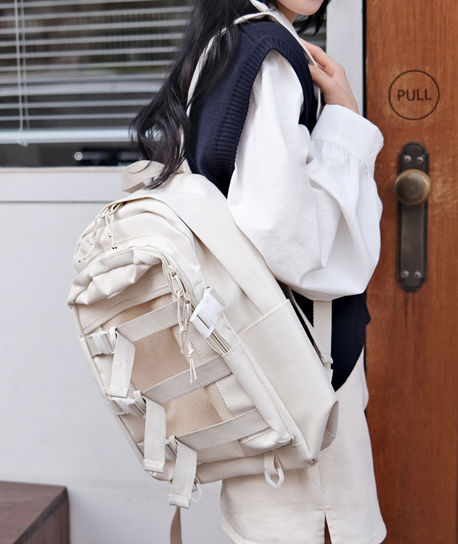 kikiko-사이즈딱백팩♡韓國女裝袋