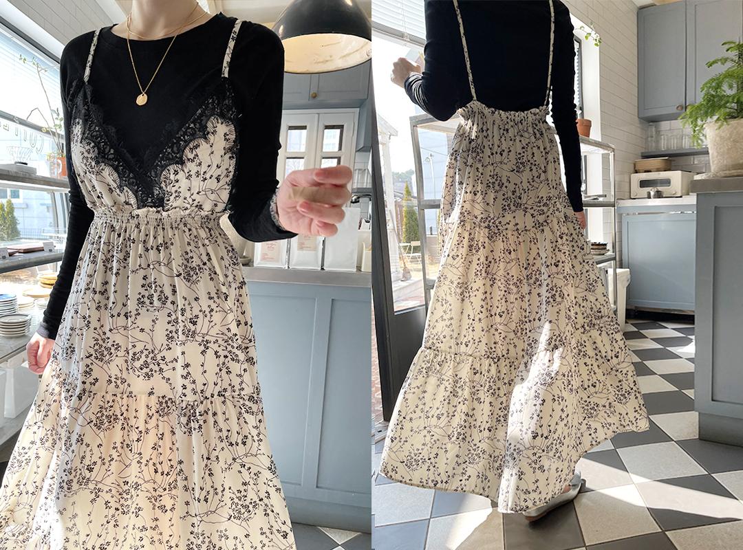 naning9-제브슈 레이스나시원피스(C03)♡韓國女裝連身裙
