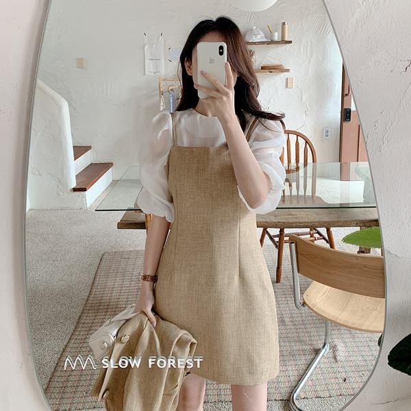 fine-thankyou-♡韓國女裝連身裙