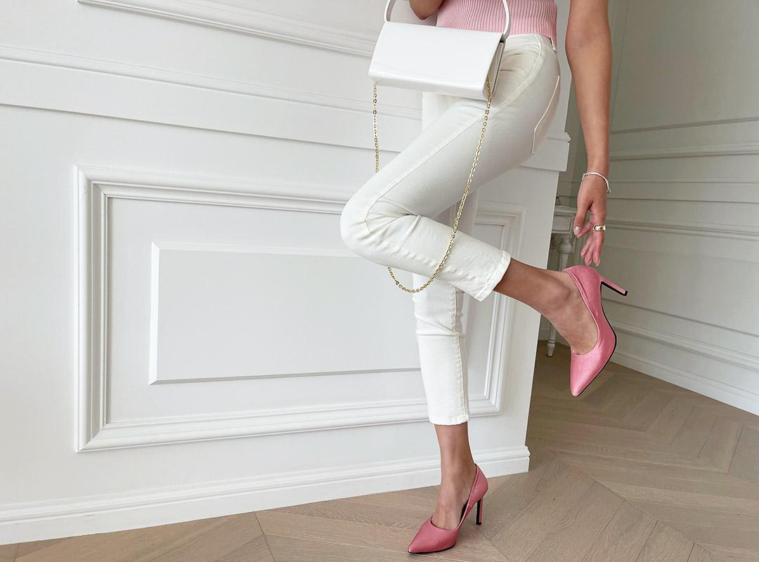 naning9-러벨티 스판일자팬츠(C04)♡韓國女裝褲