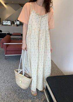 ifgirl-로미 원피스 (2color) so lovely~ ♥♡韓國女裝連身裙