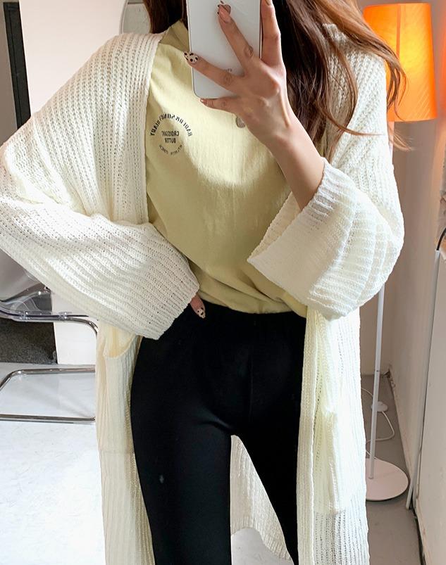 loloten-이린츠 롱 가디건♡韓國女裝外套