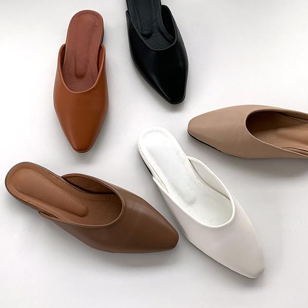 pureda-플로스 블로퍼♡韓國女裝鞋