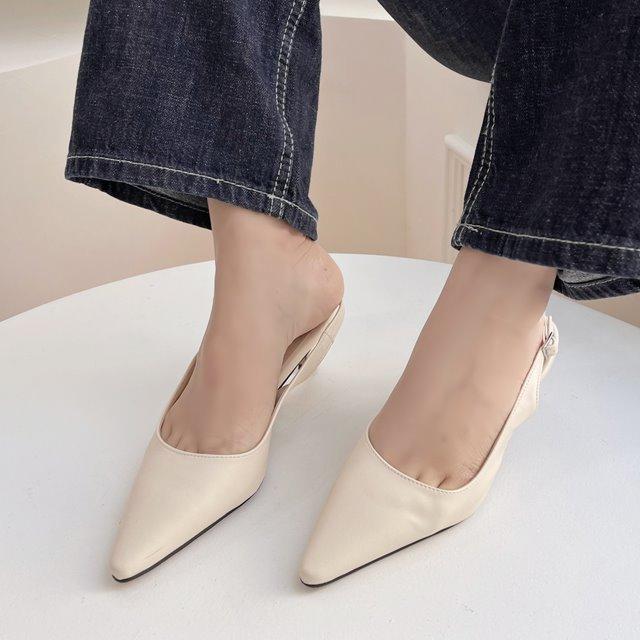 mybany-라테미들힐♡韓國女裝鞋