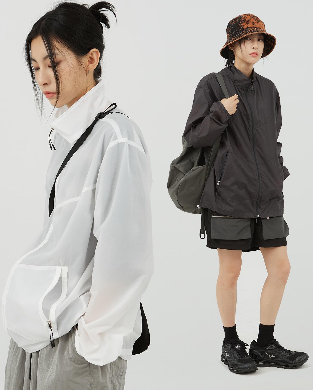 raucohouse-쿨 라이트 나일론 자켓♡韓國男裝外套