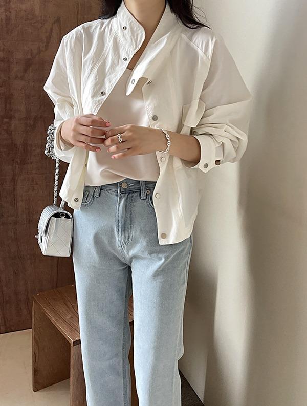 ssumj-카프리 숏 자켓(4col)♡韓國女裝外套