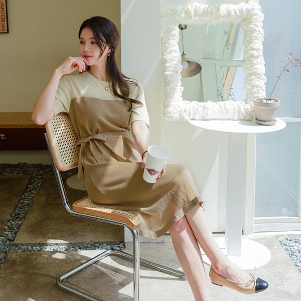 canmart-[배시니트원피스 C033110]♡韓國女裝連身裙