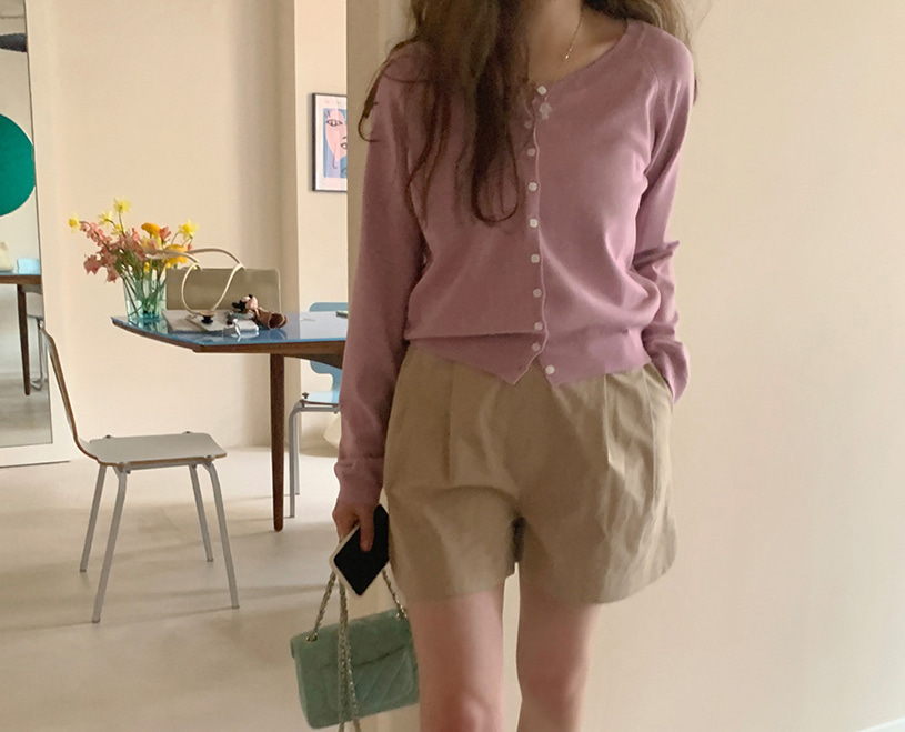 maybe-baby-[♥24시간만! NEW 5%할인♥] Resort (pt) -3colors♡韓國女裝褲