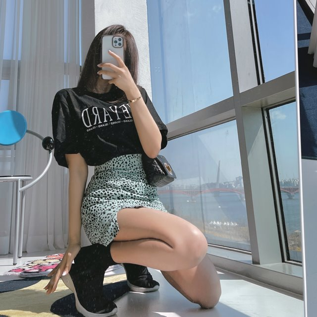 mybany-반야반팔티셔츠♡韓國女裝上衣