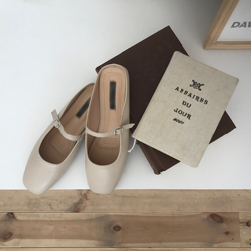 dodry-U16149 메리제인 블로퍼슈즈♡韓國女裝鞋
