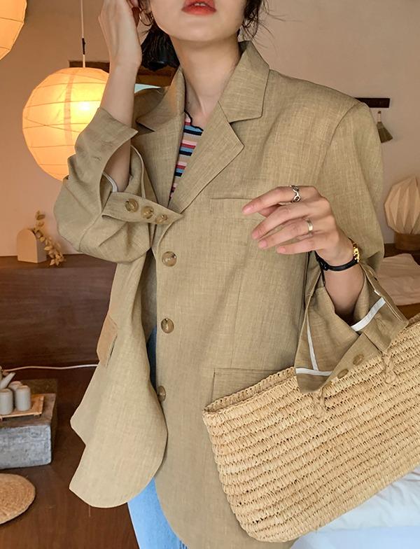 browncode-dear jacket♡韓國女裝外套