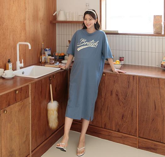 soim-[임부복*1992집콕 임산부원피스]♡韓國孕婦裝連身裙