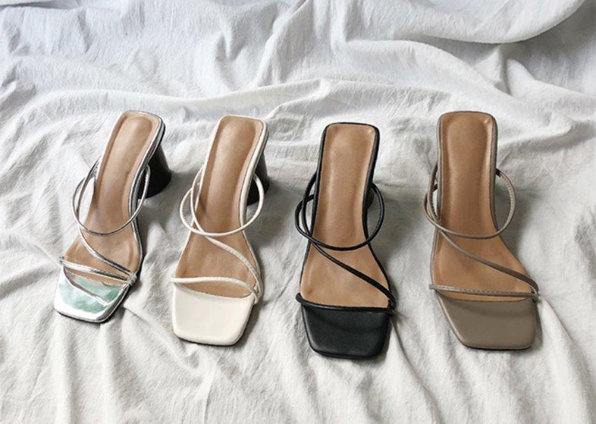 myclassy-Lilka Mule♡韓國女裝鞋