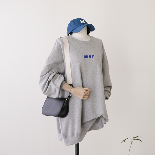 mariangplus-[P] 토리타 맨투맨 P_T9826♡韓國女裝上衣