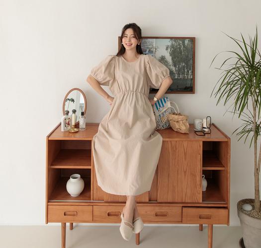 soim-[임부복*달콤이밴딩 임산부원피스]♡韓國孕婦裝連身裙