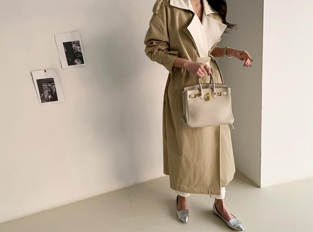 naning9-빌루츠 트렌치코트(B09)♡韓國女裝外套