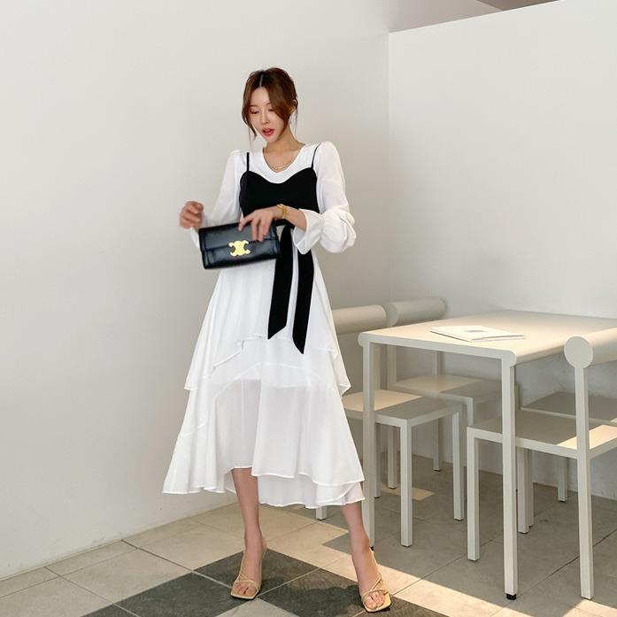 dabagirl-♡韓國女裝連身裙套裝