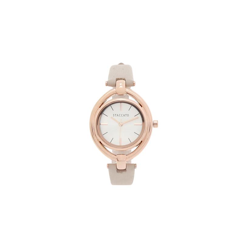 attrangs-ac5003 명품 감성이 느껴지는 고져스한 무드의 가죽 손목 시계♡韓國女裝飾品