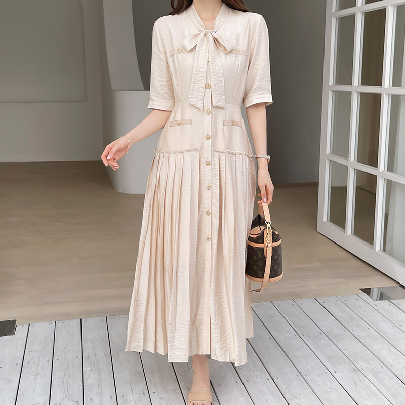 attrangs-op11435 로맨틱 타이 원피스♡韓國女裝連身裙
