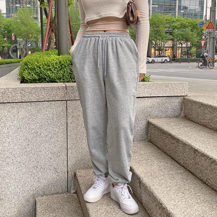 hypnotic-[센도하이핏 조거팬츠]♡韓國女裝褲