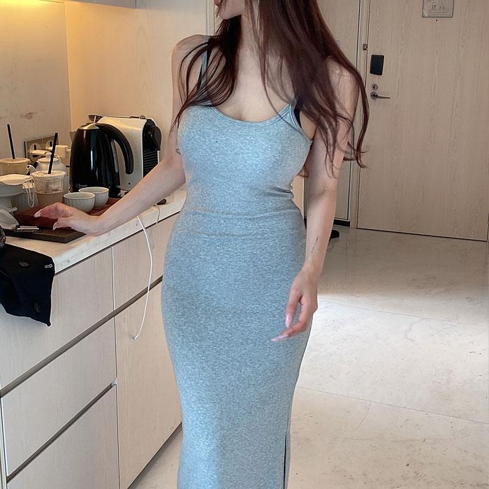 hypnotic-[모빌나시 롱원피스[캡내장]]♡韓國女裝連身裙