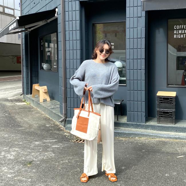 candyglow-[찰랑 팬츠]♡韓國女裝褲