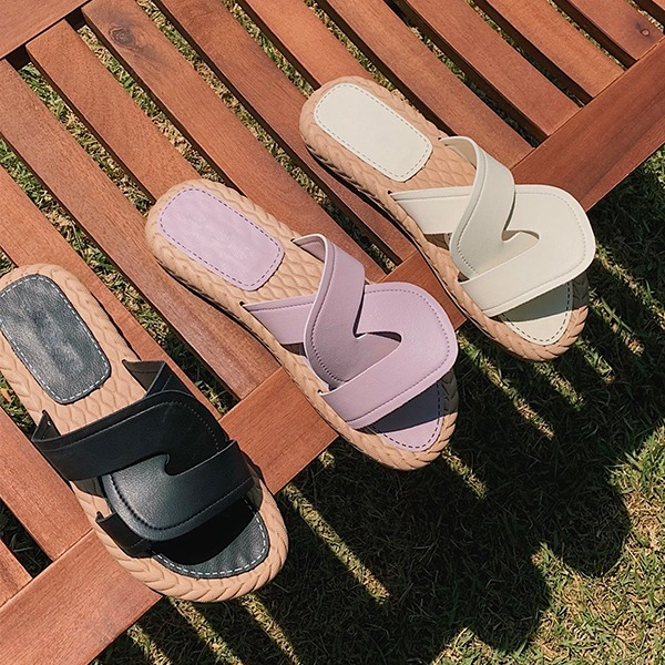 906studio-이프온리 샌들슬리퍼♡韓國女裝鞋
