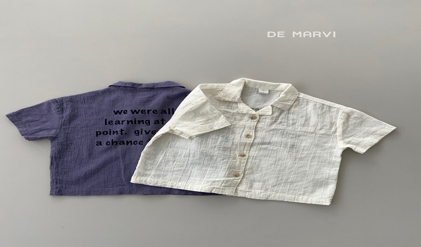 lovely2min-마르비 레러셔츠(XS~JXL) - lovely2min♡韓國童裝上衣