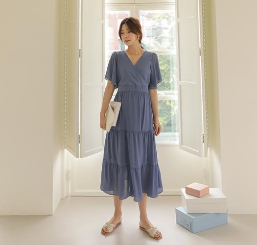 soim-[임부복*라라캉캉 임산부원피스(수유가능)]♡韓國孕婦裝連身裙