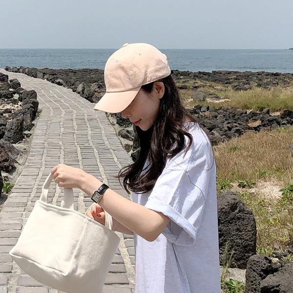 fine-thankyou-피그먼트무지캡_2color♡韓國女裝飾品