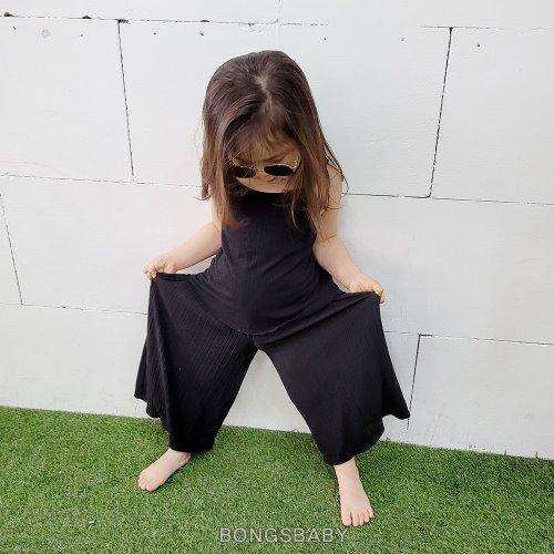 bongsbaby-주름통바지♡韓國童裝褲